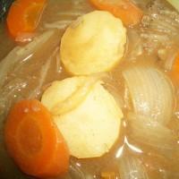 牛肉とゴボウとニンジンの甘辛煮+糸こんにゃく-ゴボウ+ジャガイモ+玉ねぎ-糸こんにゃく+?~しりとり料理 その4と5~