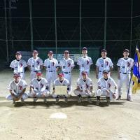 第10回南あわじ市長旗争奪軟式野球大会