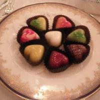 チョコレートが・・・