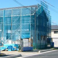 新築アパート続々建築中(メゾンKANBARA)