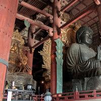 東大寺盧舎那仏像【奈良県奈良市】