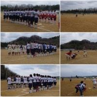 練習試合(神戸星城高校)第2日目