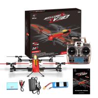 69%大値下げ WLtoys V383 500 電動 3D RC クアッドコプター