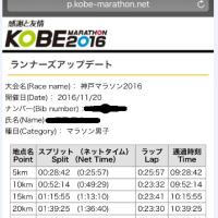 2016神戸マラソン