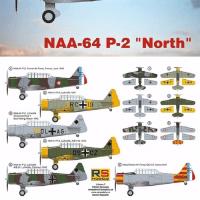 本日の到着キット(2017-16)「RSモデル1/72 ノースアメリカン NAA-64 P-2 練習機 ノース」