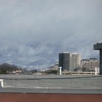 1/15 大阪の雪