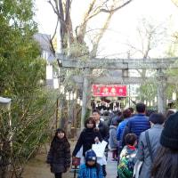 今年も溝口神社へ(3)