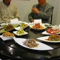 四川料理で今年の疲れをふっ飛ばしました!!!