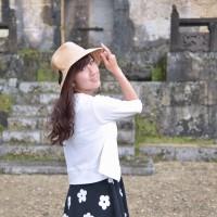 さくら@沖縄・世界遺産 玉陵
