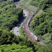 東京メトロ13000系甲種輸送を撮りにいったら・・・