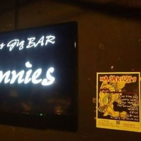 VOL,136  DINING&GIG BAR  VINNIES(PART,1)