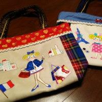 カーリーコレクションのバッグ