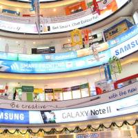 サムスン、ヤンゴンに大型サービス店をオープン。