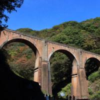 めがね橋の紅葉2016