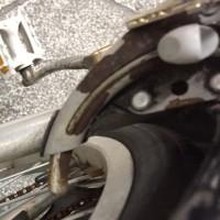 自転車のリングキーが、壊れた!