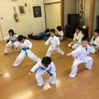 幼年の拳手法