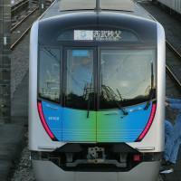 40101編成 40102編成 S-TRAIN幕