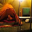 2017北海道・のんびり自由なキャンプ旅…その25サホロ湖キャンプ場にて