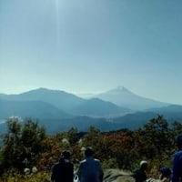 でっかい富士山いただきました