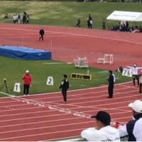 真岡市小学校陸上記録会