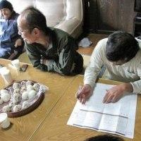 12/26 顔のみえる米づくり・田んぼの学校【稲刈り】