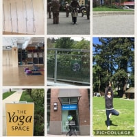 Yoga in Vancouver!