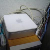 mac mini買いました