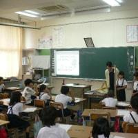 栄養教諭の学校訪問