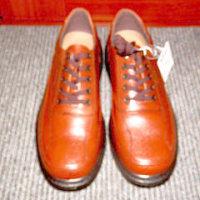 通勤靴購入