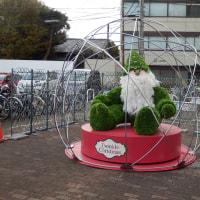 囚われた緑のサンタ