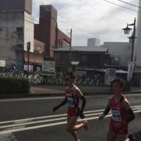 第32回大山登山マラソン 五郎谷選手先頭でフィニッシュ!~長編~