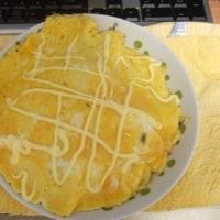 焼きそばと卵の封印