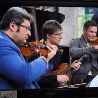 質問通告 / 驚きのヴァイオリンのストローク奏法