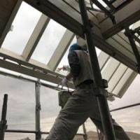 K様邸塗装工事進捗状況3