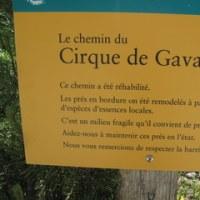 世界遺産「ガヴァルニー渓谷」ハイキング!