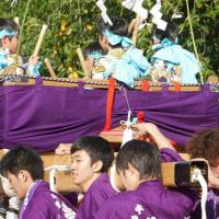 一昨日10月9日は村の秋祭りでした。
