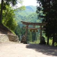 丹生川の神社巡り
