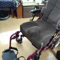 車椅子、リニューアルしました