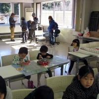 2017年2月19日 シラサギ記念館 科学遊び