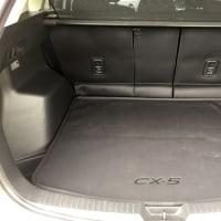 愛車CX-5にスペアタイヤキットを装着