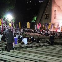 5.31共謀罪法案の廃案を求める市民の集い