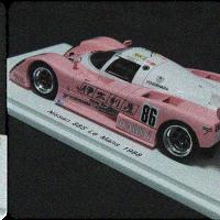 NISSAN 88S LEMANS 1988 No.86