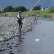 二度目のアユ釣り!