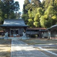 名取市 熊野本宮社
