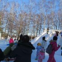帯広氷祭り・・