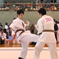 全日本格闘技空手拳法大会
