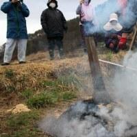 自然菜園スクール『自然育苗タネ採りコース②』クン炭・春野菜種まき編