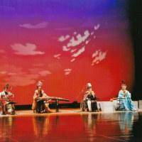 奈良 まほろば円舞会 中国伝統楽器演奏