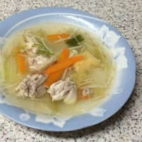 鶏がらスープ