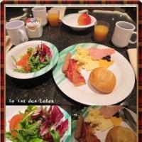 ⑦旅行中の食事(朝食)
